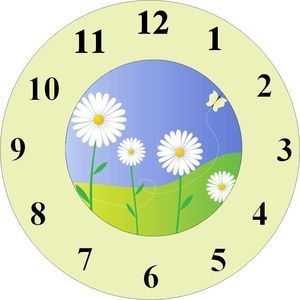 clock clipart without hands - Clipground Butter Clipart Black And White