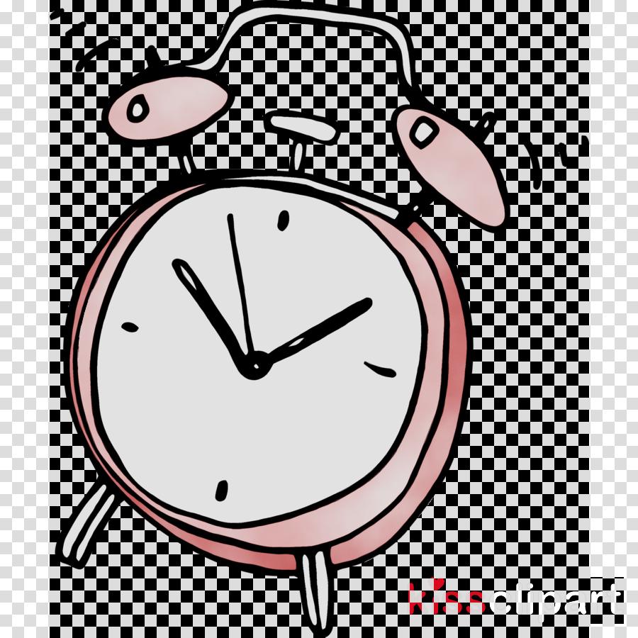 Cartoon Clock clipart.