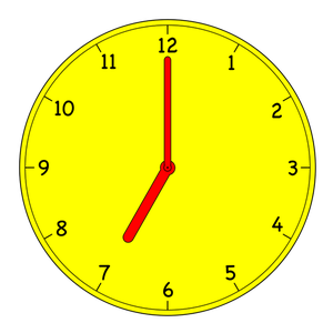 814 free clipart time clock.