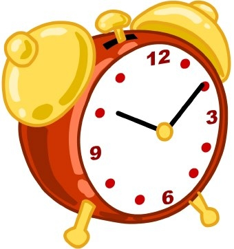 Clocks clipart #11