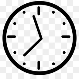 Clock Black And White PNG and Clock Black And White.