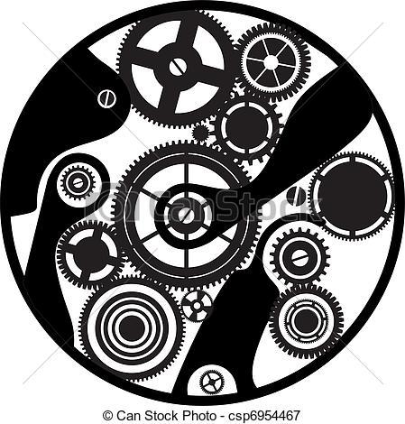 Clockwork Illustrations and Clipart. 7,082 Clockwork royalty free.