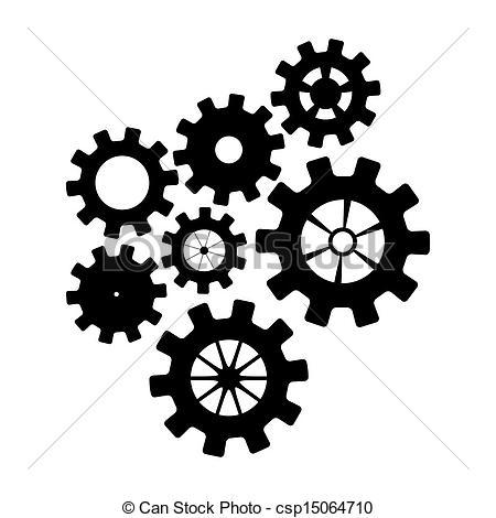 Clip art mechanisms.