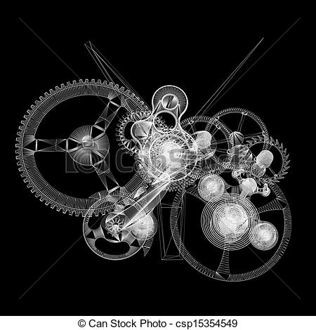 Clock mechanism Illustrations and Clipart. 5,805 Clock mechanism.