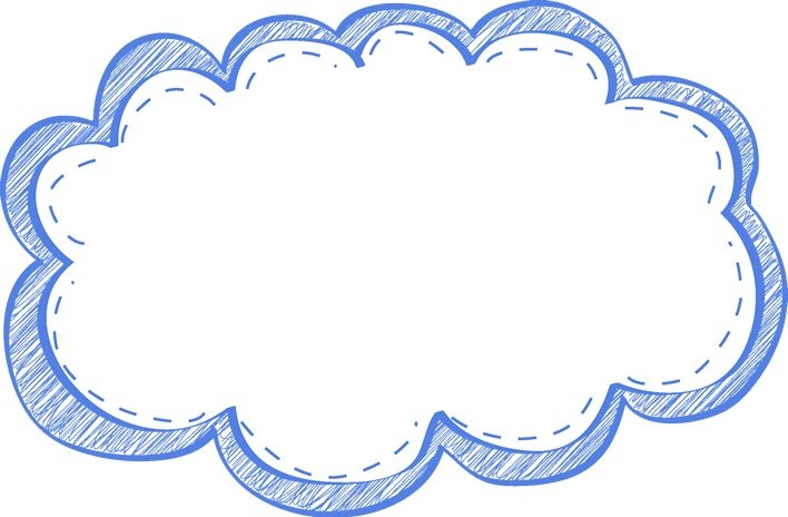 Cloud clipart 5.