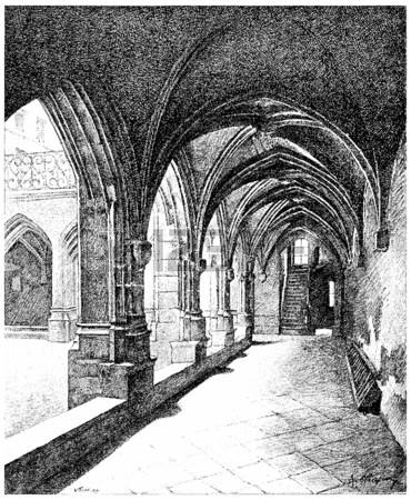 93 Cloisters Stock Illustrations, Cliparts And Royalty Free.