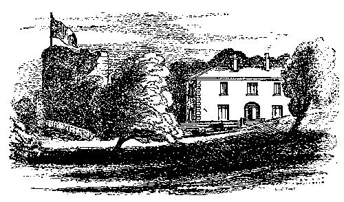 BALLYCURRIN HOUSE LATE 1800S.