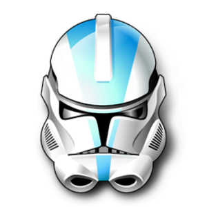Clone trooper clipart.