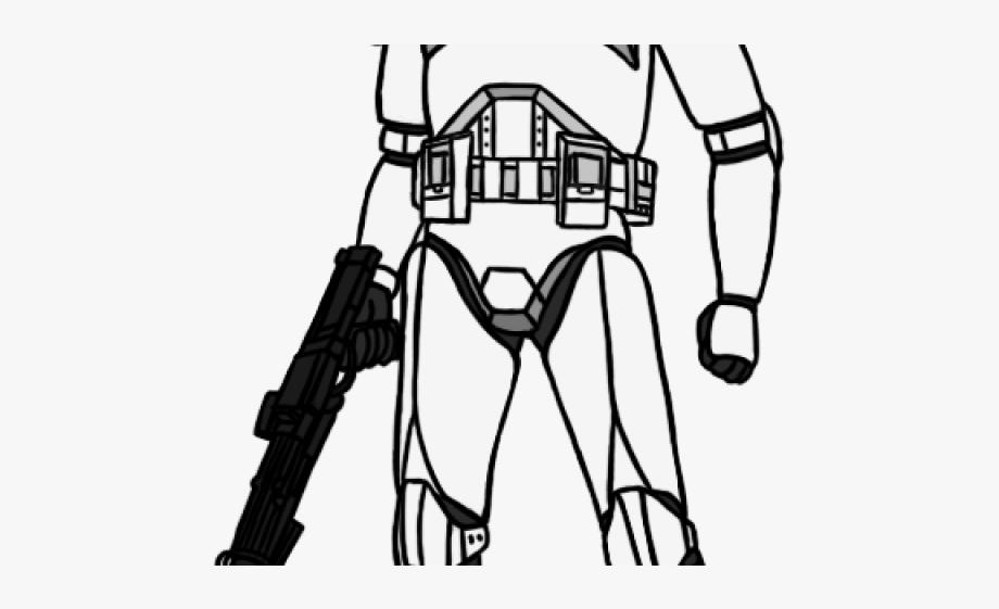 Star Wars Clipart Clone Trooper.