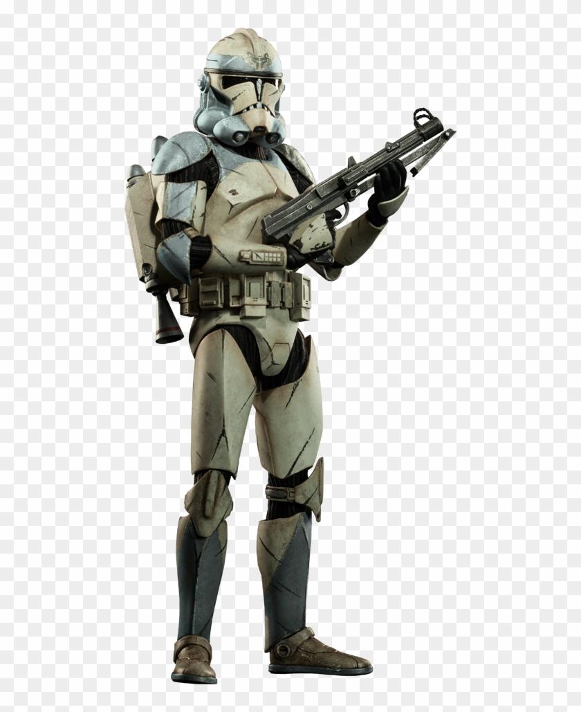 Star Wars Clone Trooper Png.
