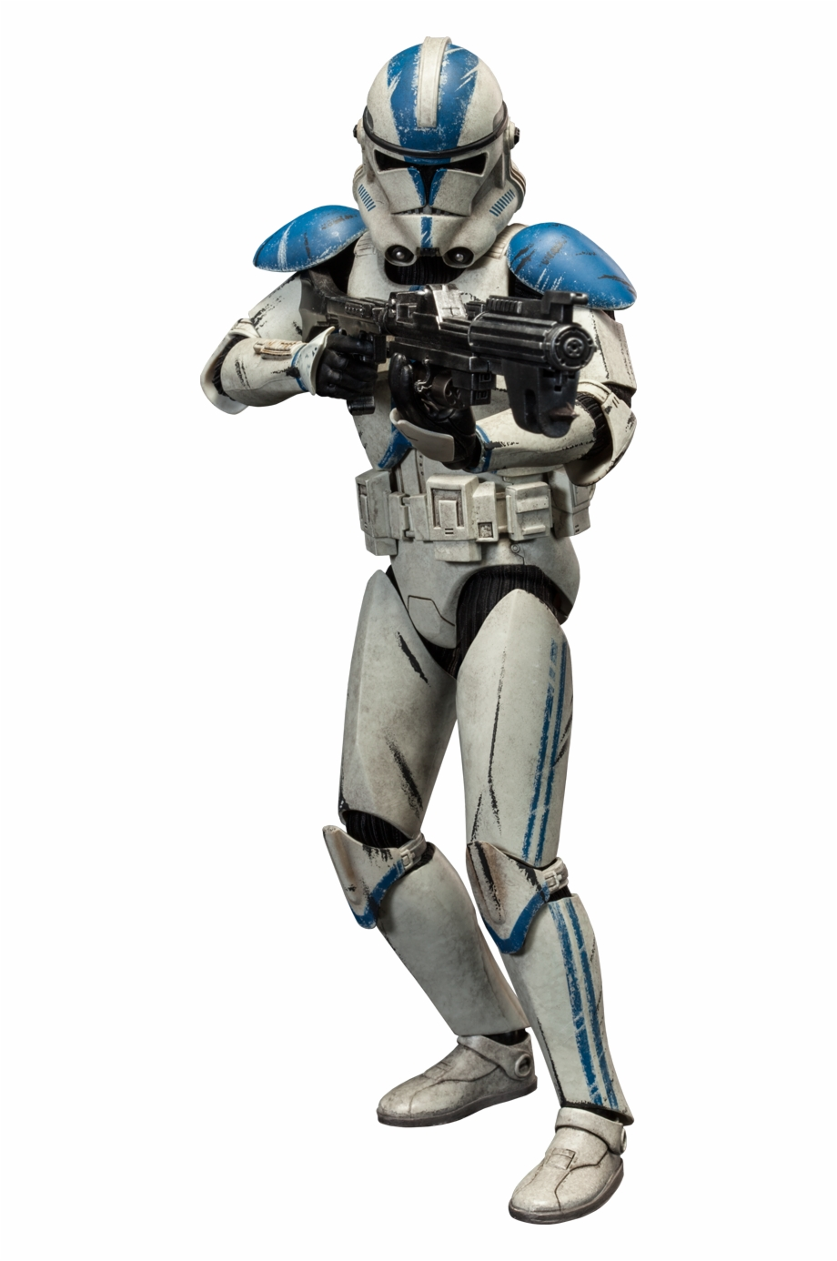 Sideshow Collectibles Clone Trooper Deluxe.