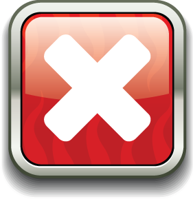 Download And Use Close Button Png Clipart #30233.