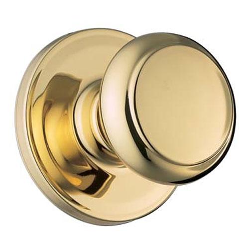 Passage Door knob.