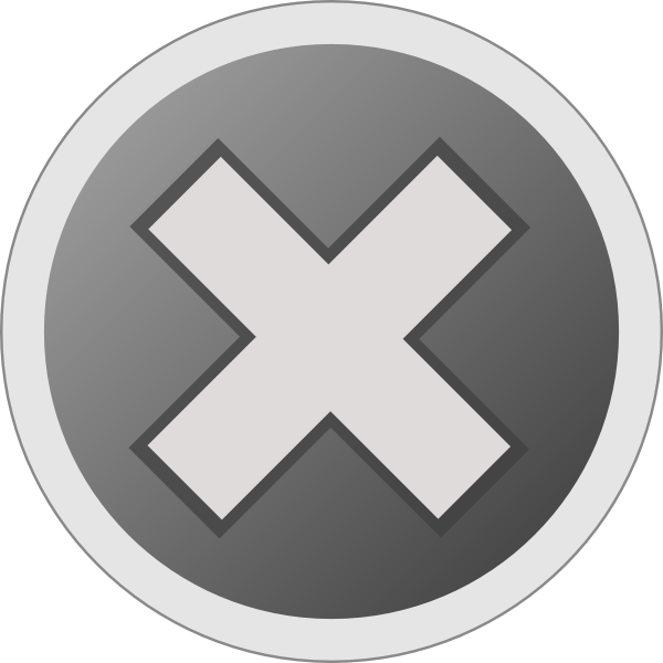 Close Button Icon Png #416744.