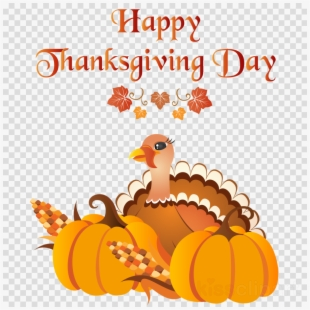 PNG Happy Thanksgiving Cliparts & Cartoons Free Download.