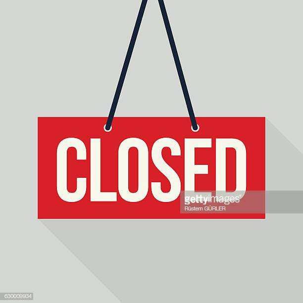 60 Top Closed Sign Stock Illustrations, Clip art, Cartoons, & Icons.