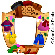 Closet Illustrations and Clipart. 7,841 Closet royalty free.