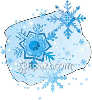 Close-up water clipart #11