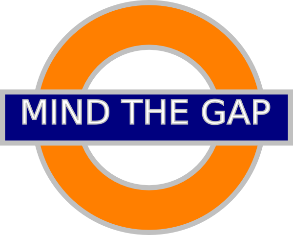 How to Mind The Gap from Business Consultant Greg Bustin.