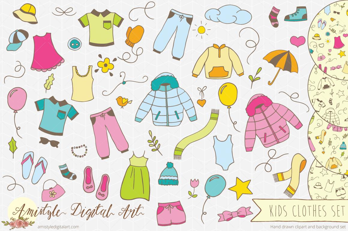 New Item: Kids Clothes.
