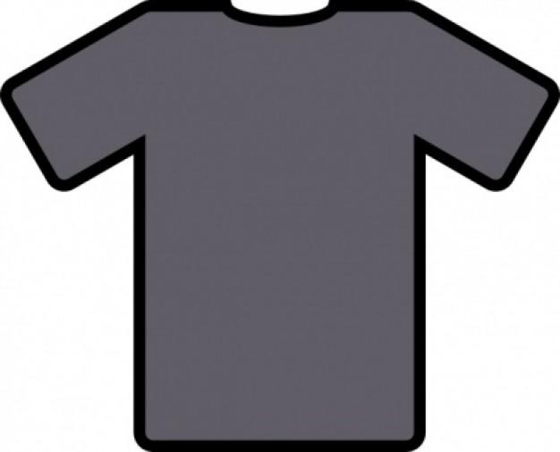 Black cloth clipart.