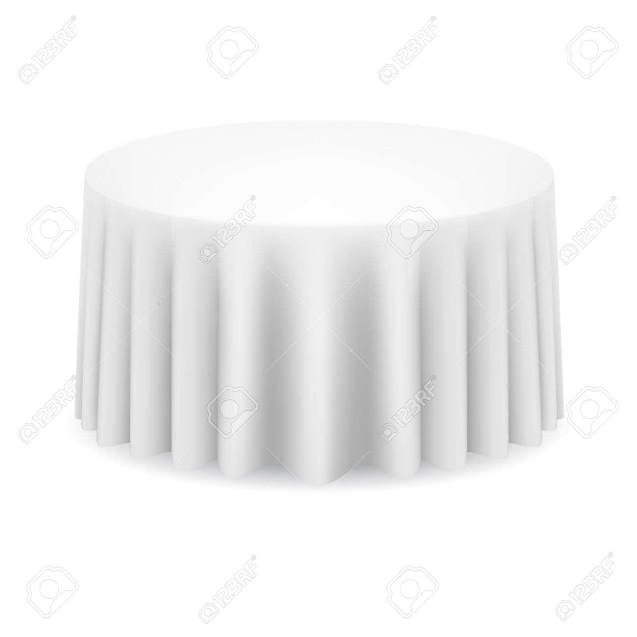 Table With Cloth. Displaying 15 Images For White Cloth Table Top.