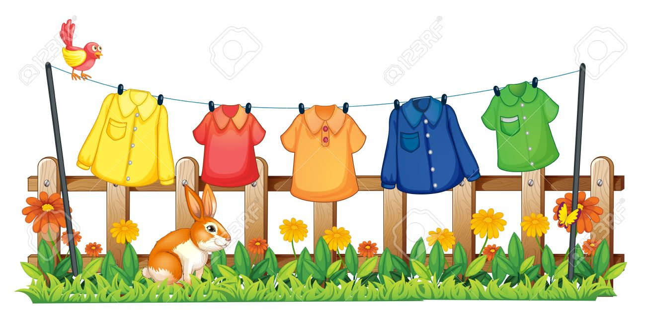 Clothes Dryer Clip Art ~ Clothe clipart clipground