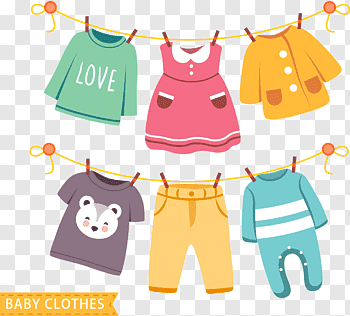 Kids Short Sleeve cutout PNG & clipart images.