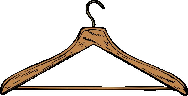 Plastic Hanger Clipart.