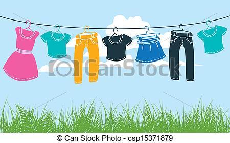 Washing line Stock Illustrations. 7,588 Washing line clip art.