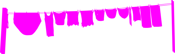 Big Knickers ,clotheslines ,undies On Clothesline Clip Art at.