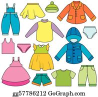 Clothing Clip Art.