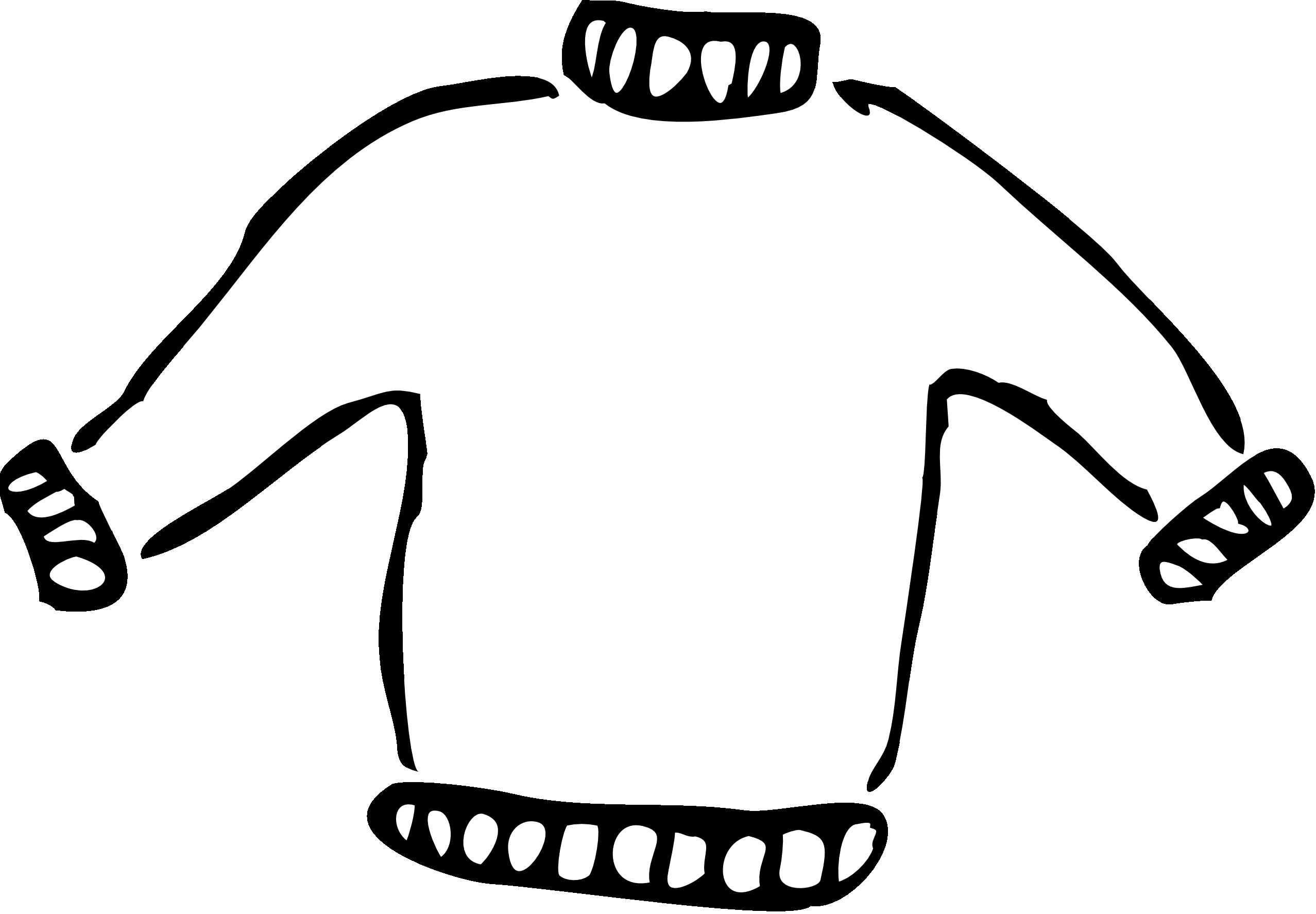 Clothing Drive Clip Art.