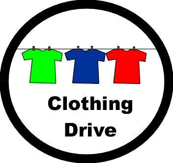 Clothing drive clipart 3 » Clipart Station.
