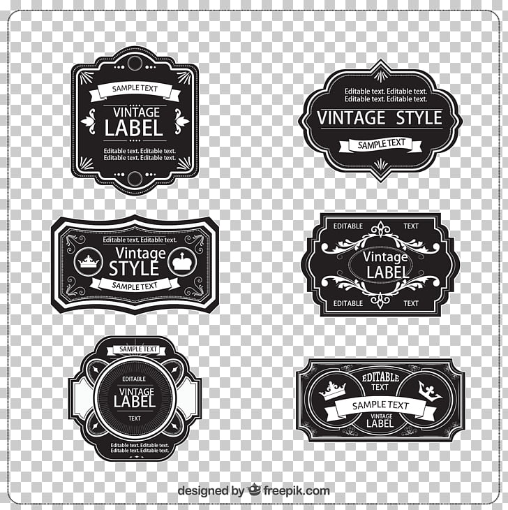 Vintage clothing Label Etiquette, label,Retro label,style.
