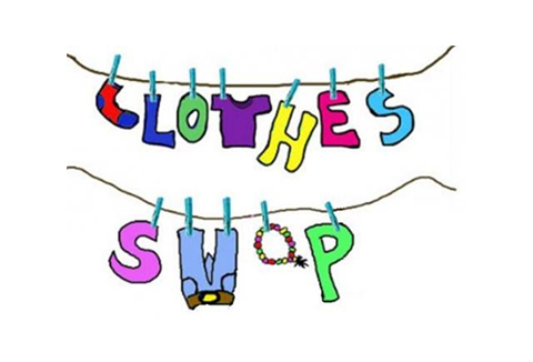 FREE CLOTHING SWAP PARTICIPANTS ARE INVITED TO BRING UP TO.