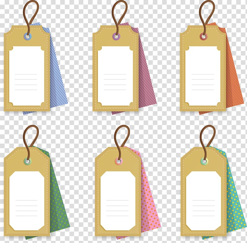 Product tags art, Paper Euclidean Clothing Fashion, Tag.
