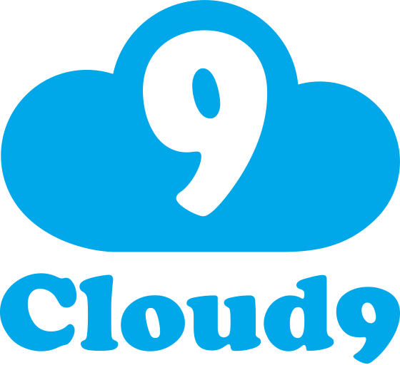 Cloud 9 Logo transparent PNG.