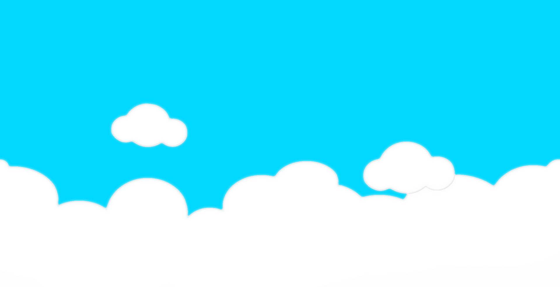 Cartoony Cloud Images.