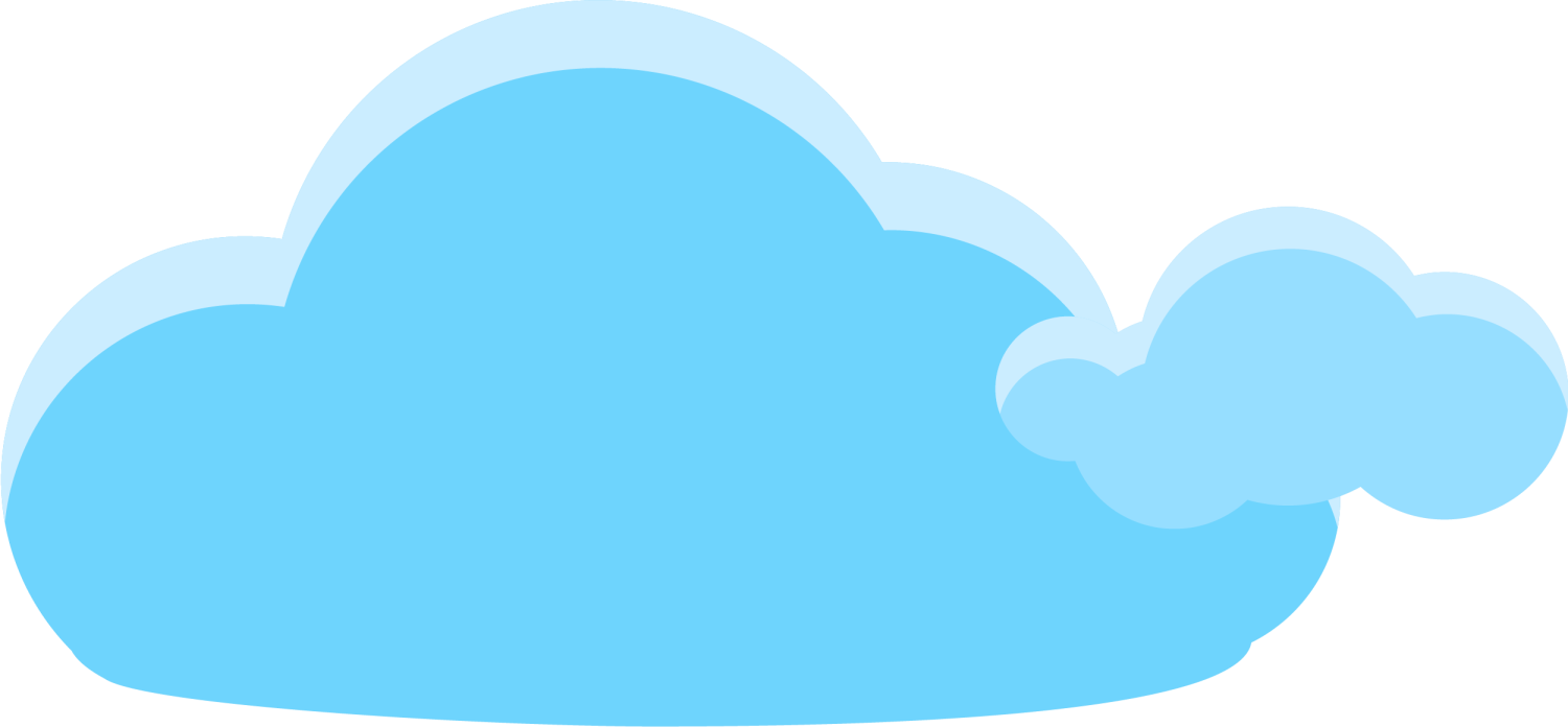 Free PNG Cloud.