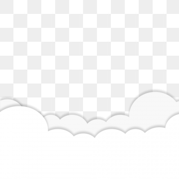 Cartoon Cloud PNG Images.