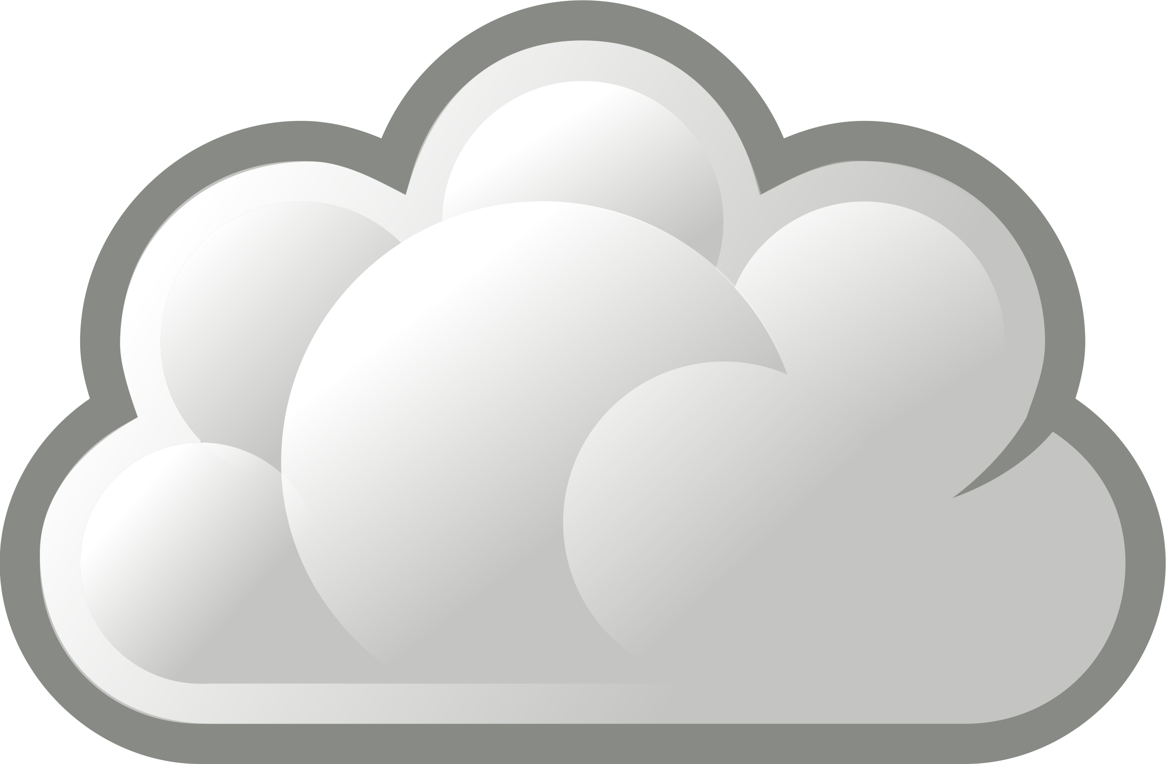 Smoke Cloud Clipart Clip art of Cloud Clipart #865 — Clipartwork.