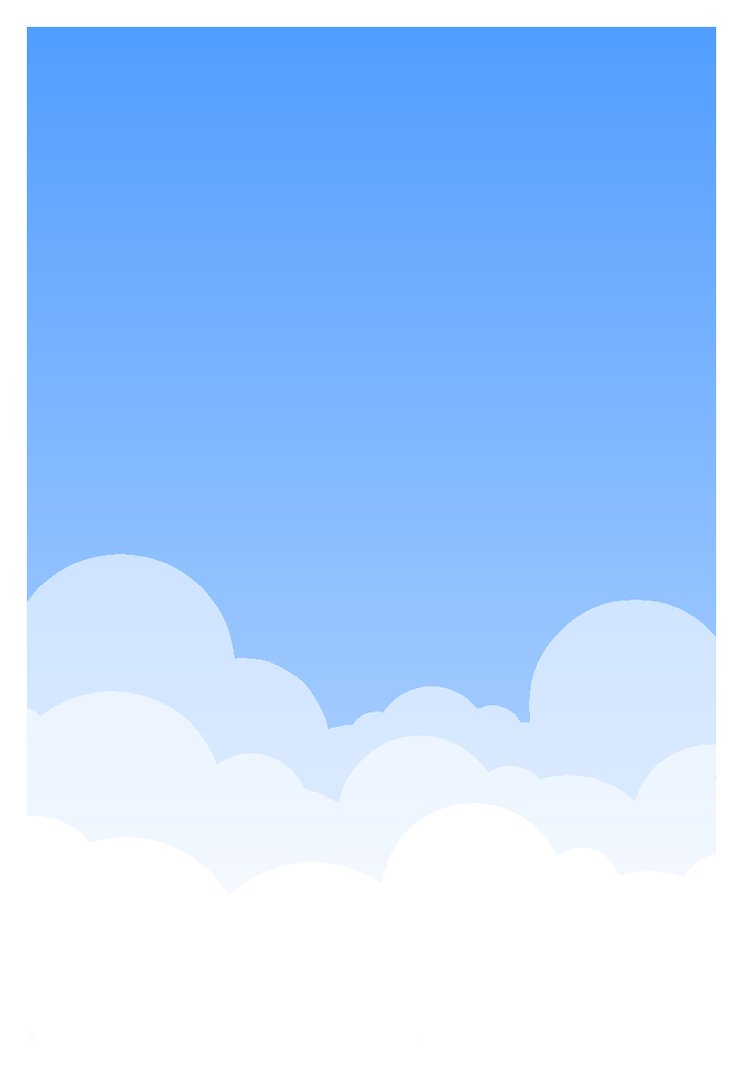 Cloud Background.