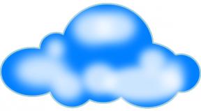 Cloud Computing Clipart Free.