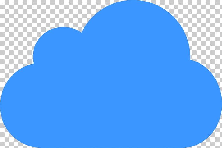 Cloud computing Logo Dedicated hosting service, clouds PNG.