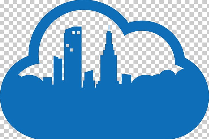 Cloud Computing Logo Icon PNG, Clipart, Area, Blue, Brand.