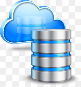 Cloud Database PNG and Cloud Database Transparent Clipart.