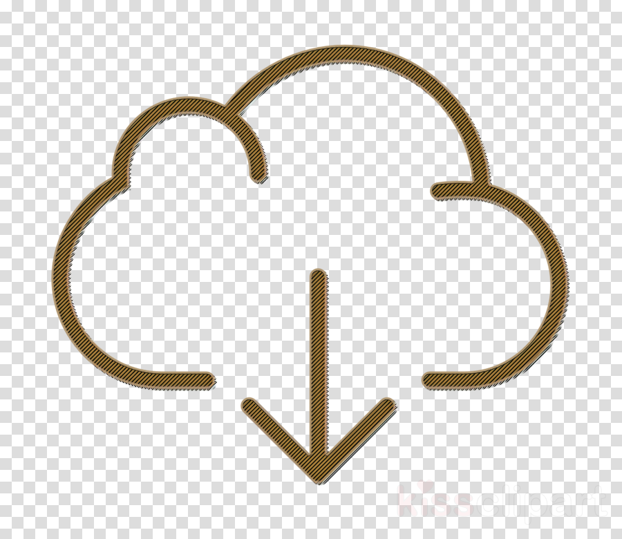 Essential Set icon Cloud computing icon Download icon.