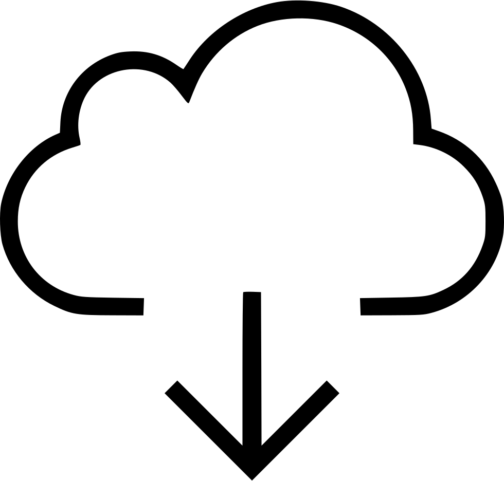 Cloud Download Svg Png Icon Free Download (#511901).