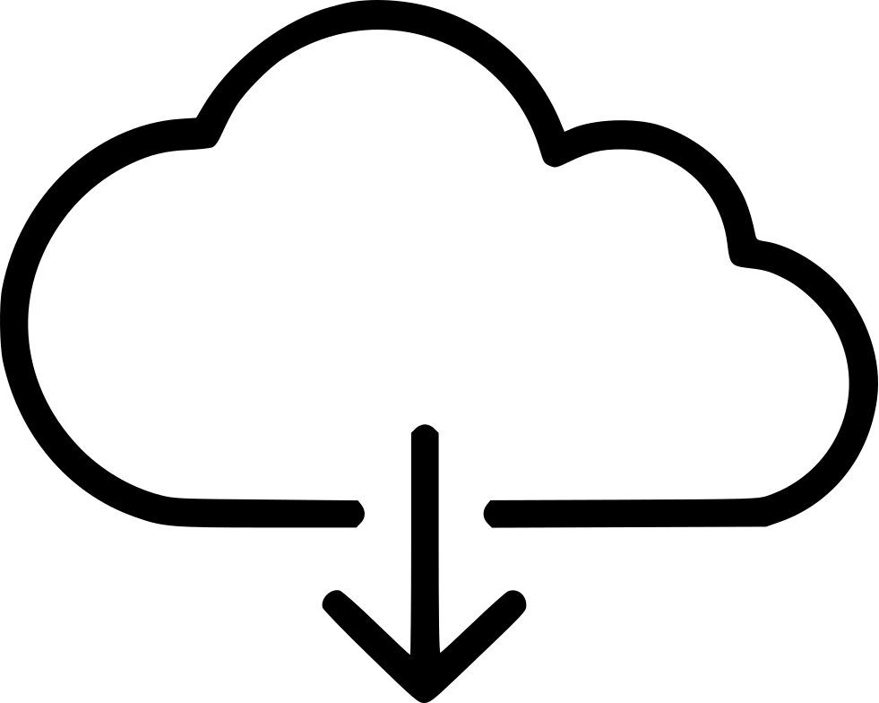 Cloud Download Svg Png Icon Free Download (#570975).